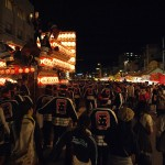 岸和田だんじり祭りとは?おすすめの観覧席や行き方、注意点も!