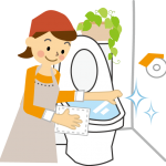 トイレ掃除を簡単にするには?クエン酸と重曹を使った効果的な方法!