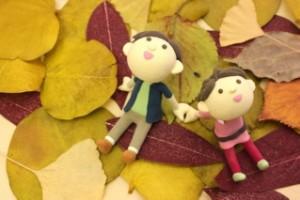 秋祭りデート1