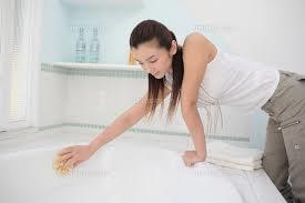 お風呂掃除2