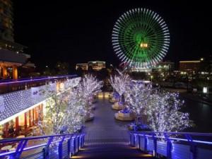 横浜クリスマスデート1