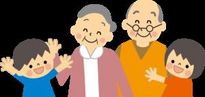 七五三祖父母1