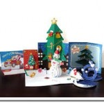 飛び出すクリスマスカードの簡単な作り方!スノーマンや雪の結晶
