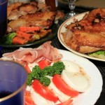 自宅クリスマスパーティー!ディナーにおすすめの人気メニューは?