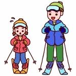子どもが始めるならスキーとスノボーどっち?スクールに入れるべき?