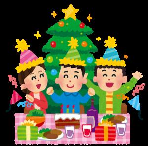 クリスマス会出し物1