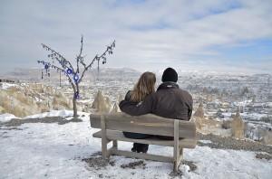 冬デート1