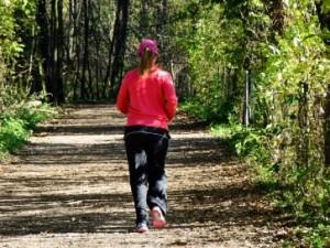 冬女性ランナー3