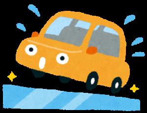 凍結道運転6