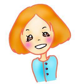 女の子入学式髪型5