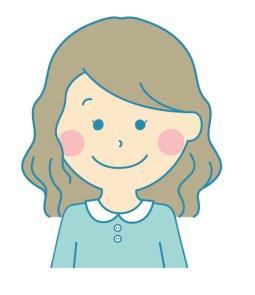 女の子入学式髪型4