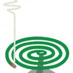 蚊取り線香の効果はどの程度?正しい使い方・効果のある害虫は?