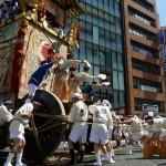 京都祇園祭2015!山鉾巡行の前祭・後祭の日程は?巡行コースは?