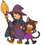 簡単!可愛い!ハロウィンの子供向け手作り衣装!【女の子編】