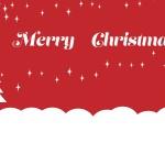飛び出す!クリスマスのポップアップカードの作り方集!