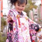 【3歳向け】七五三の簡単ヘアアレンジ!家でもできるやり方集!