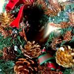 クリスマスリースを100均素材で手作り!おすすめDIYリース集!