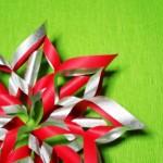 クリスマスの立体折り紙!簡単にできる折り方を動画で紹介!