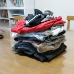 洗濯物を簡単・キレイにたたむ!種類別のたたみ方を動画で紹介!